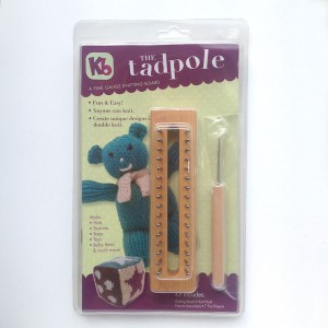 tadpole-knitting-board